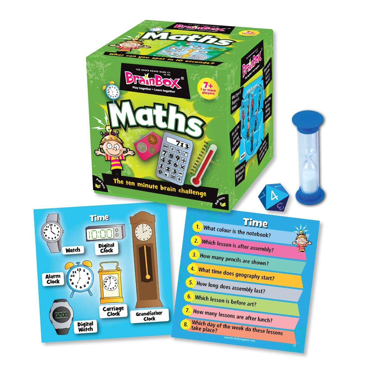Magical Maths Club :: Brainbox Maths Sales Page