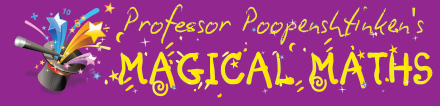Maths Magic Logo